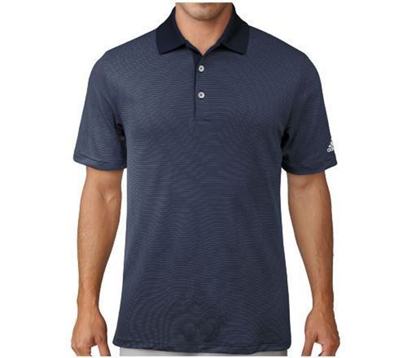 Picture of 2-Color Stripe Polo