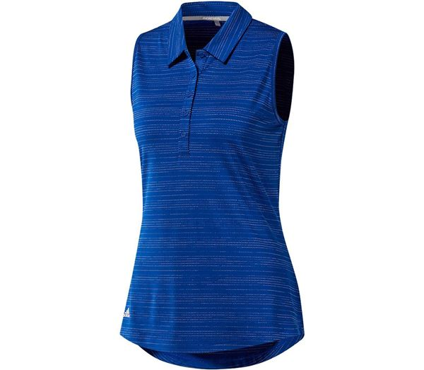 Picture of Women's Microdot Sleeveless Polo