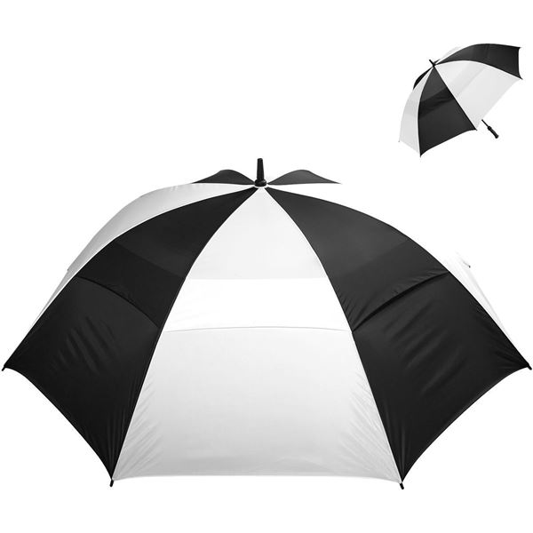 Picture of Windjammer Golf Umbrella with Rubber Grip 62""